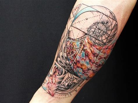 40 incredibly artistic abstract tattoo designs