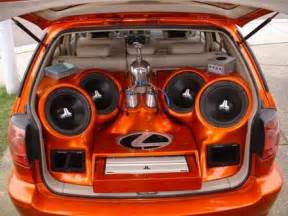 new speakers for car cars showroom car audio system