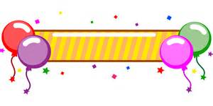Free vector graphic banner party balloons birthday free image on