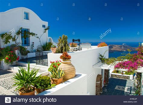 pool and patio decor apartment patio and pool decor in the of fira on
