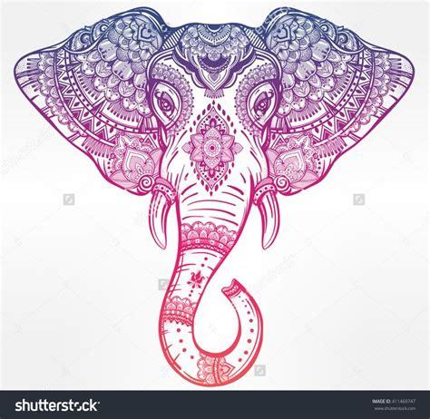 tattoo printers south africa las 25 mejores ideas sobre tatuajes elefante tribal en