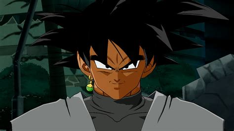 But He S goku black but he s actually black fighterz