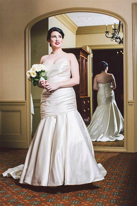 Dress D1636 bel fiore bridal marietta ga wedding dress