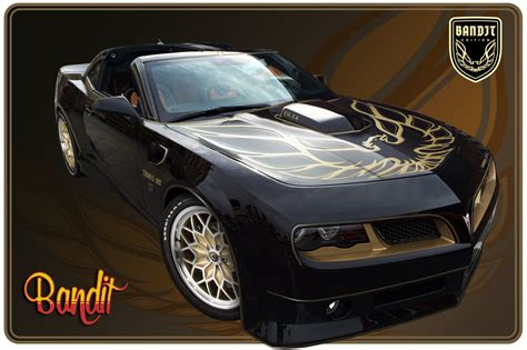 Trans Am Car 2016 by Limited Edition Trans Am Bandit Unveiled By Burt
