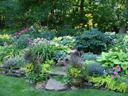 perennial shade garden ideas garden plan is essential to