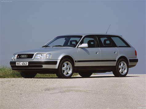 Audi 100 De by Fotos De Audi 100 Avant 1991