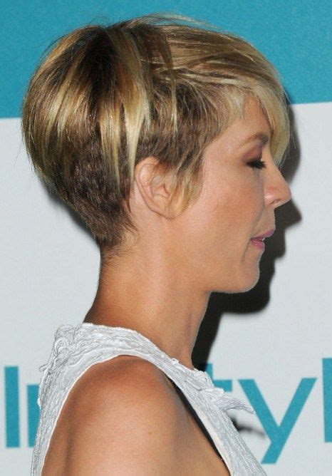 ppictures of razor cut bob hairstyles 17 best ideas about jenna elfman on pinterest wavy bob