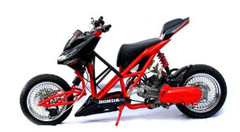 Om Motor Custom Matic Modification by Skuter Toros Matic Motor Modification Photos