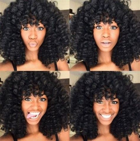 crochet hairstyles for black catalog wavy hair styles for black models picture