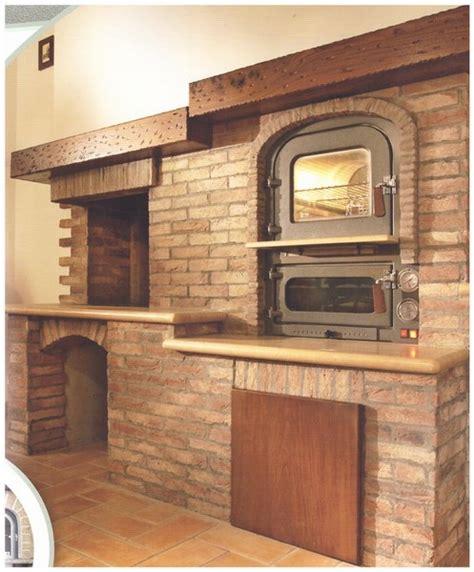 forni a legna da interni forno a legna incasso pmc prefabbricati e arredo giardino