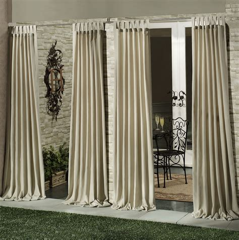 discount outdoor curtains cheap white fabric outdoor curtain panels with exciting
