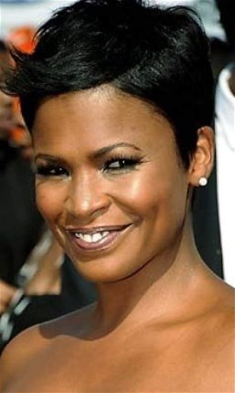 how to style hair like nia long 17 best images about pixie hairstyles on pinterest