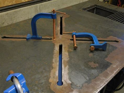 build clamping table woodworking projects plans