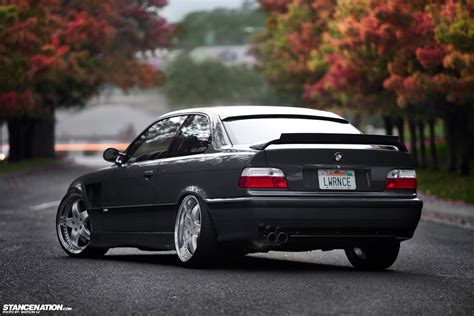 bmw e36 stanced more than meets the eye lawrence s beautiful bmw e36