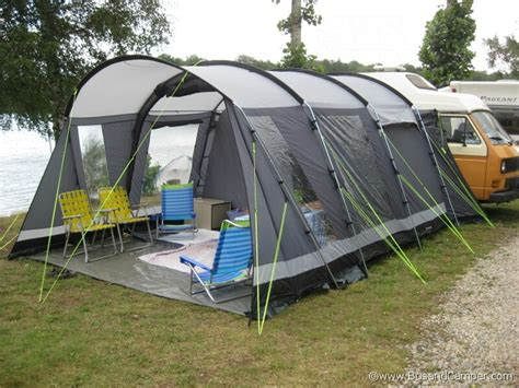 westfalia awning outwell coastal road large 4 man awning tent
