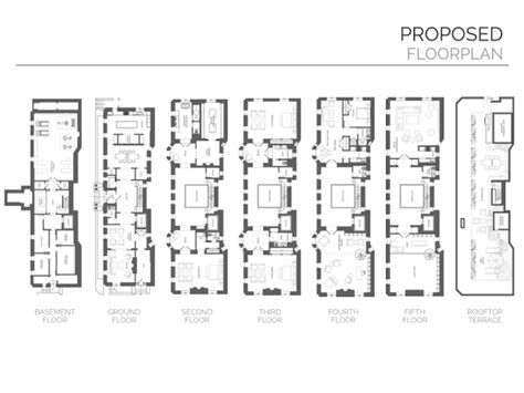 6 unit apartment building plans a 20 unit apartment building in brooklyn is being turned