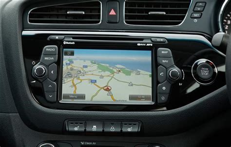 Kia Optional Extras Which Kia Ceed Makes The Best Company Car Parkers