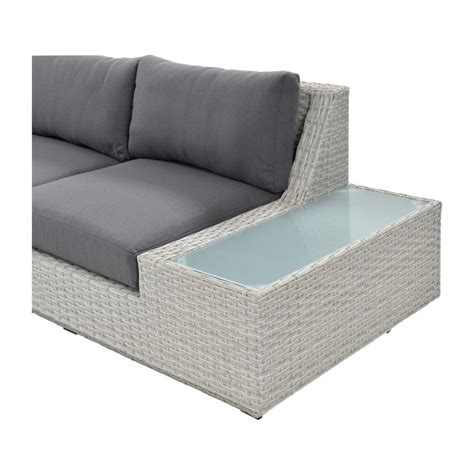 uptown bed grey 101 480d ft meyers sofa el dorado furniture