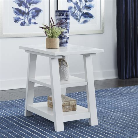 liberty furniture summer house chair side table  ot