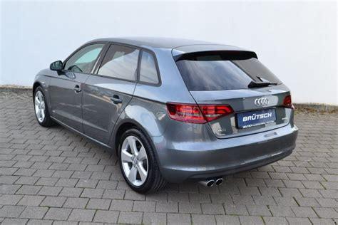 Audi A3 Gebrauchtwagen Kaufen by Audi A3 Sportback 1 4 Tsi Ambition Klima Alu Gebraucht