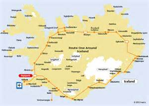 Car Rental Iceland Route 1 Car Rentals Itinerary Suggestions Driving In Iceland Self