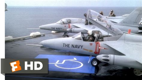film hot shot full movie hot shots 5 5 movie clip in for a landing 1991 hd