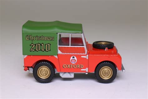 oxford diecast land rover series 1 80in special 2010 excellent boxed ebay