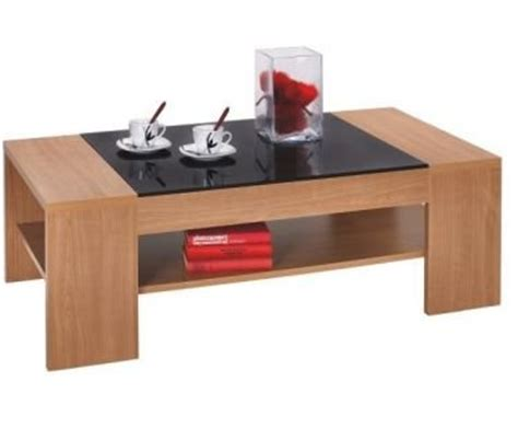 modern design new style mdf glass coffee table xymct 020