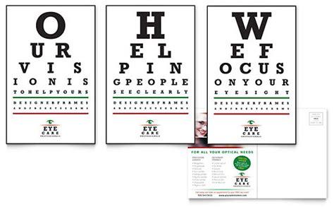 optometrist optician graphic designs templates