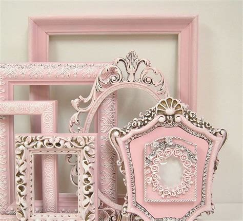 17 best ideas about shabby chic picture frames on pinterest shabby chic photo frames shabby