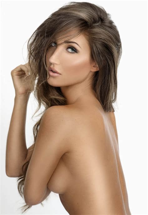 Celebrity Big Brother S Megan Mckenna Has Stripped Naked For A Racy Shoot Daily Star