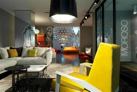 design showrooms in new york part i voce the world s top luxury stores featuring modern chairs