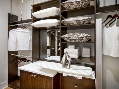 master closet pictures  hgtv smart home  hgtv