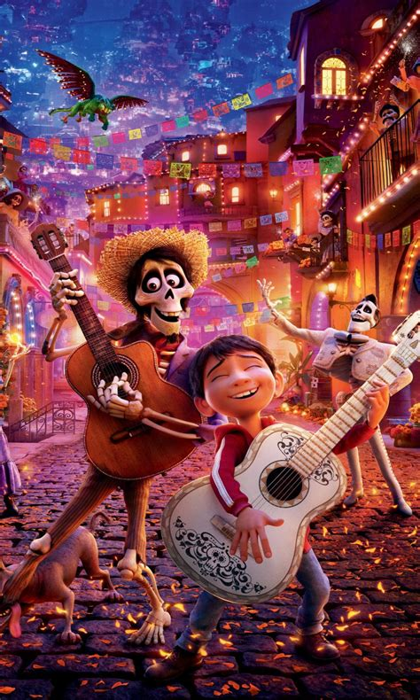 coco wallpaper iphone coco pixar animation 4k 8k wallpapers hd wallpapers id