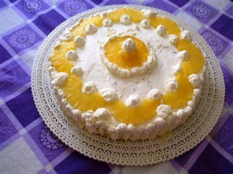cucinare ananas torta cremosa all ananas cosa cucino oggi ricette di