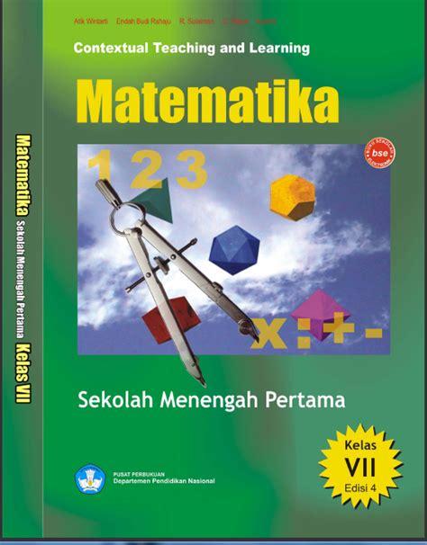 buku paket matematika smp kelas  dokter matematika