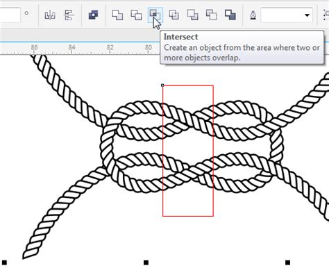 tutorial membuat tali kur pramuka tutorial membuat tali pramuka dengan coreldraw semua versi