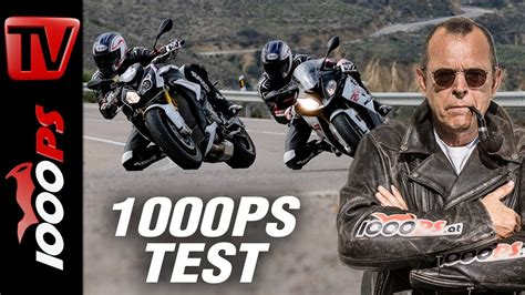 Supersport Motorrad Bmw S 1000 Rr Video by Video 1000ps Test Bmw S 1000 R Vs S 1000 Rr 2017