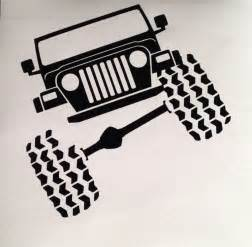 Jeep Decals For Sale Jeep Wrangler Tj Vinyl Decal Sticker Truck