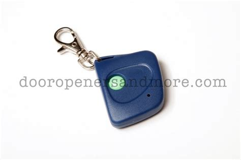 Garage Door Opener Remote Keychain Liftmaster 61lm Compatible Single Button Mini Keychain Garage Door Opener Remote 390 Mhz