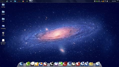 themes for windows 7 like mac mac os x lion comos theme for windows 7 by martylavoir on