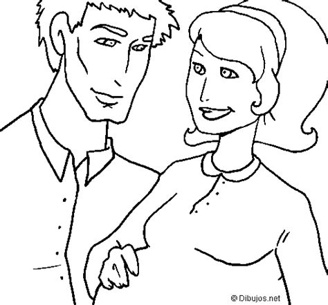 father and mother coloring page coloringcrew com