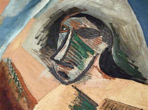 picasso paintings les demoiselles ipernity detail of les demoiselles d avignon by picasso