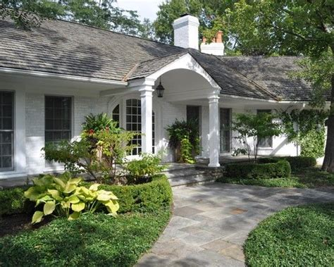 ranch house entry makeover google search ranch entry modern ranch house exterior design pictures remodel