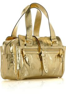 Mulberry Mabel Snakeskin Purse by Couture Carrie Gilty Pleasures