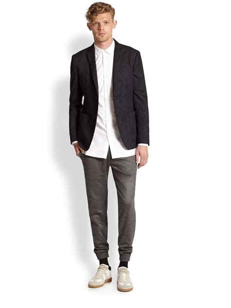 Jogger In Style 1 what to wear with joggers how to wear joggers s style