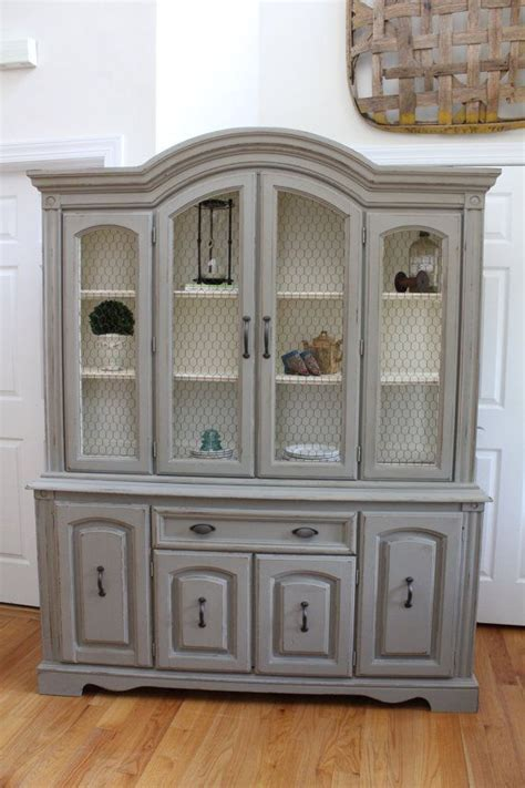 best 25 vintage china cabinets ideas on