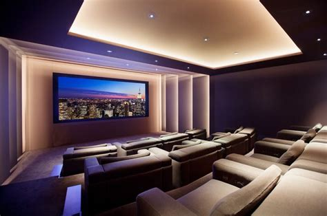 Design Modern Home Theater Projects Cineak Home Theater And Cinema Seating Media Room Furniture Lounge