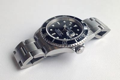 Jam Tangan Second Sold Rolex Submariner 1680 Ca 1979 jam tangan second sold mint rolex submariner 16610 d series w paper