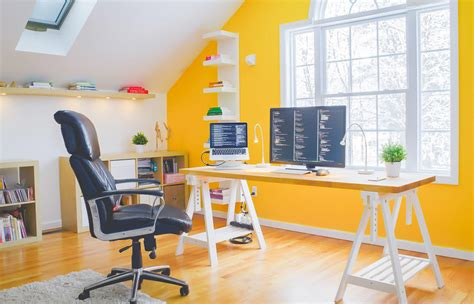 colors for your home office that can enhance your productivity ideas 4 homes